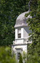 Summer House (johngoucher) Tags: approved annapolis williampacahouseandgardens gardens summer nature outdoors maryland historic sonya6000 garden history historicannapolis tree trees architecture wooded summerhouse