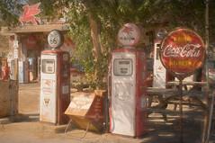 20150620_HackberryToSeligman_9-Edit (emiliopasqualephotography) Tags: hackberry az arizona gasstation mobilgas servicestation cocacolasign route66