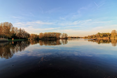 Almere, Leeghwaterplas (H. Bos) Tags: almere leeghwaterplas lake meer water flevoland springtime lente