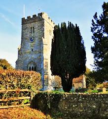 St John the Baptist, Ripe (grassrootsgroundswell) Tags: ripe englishparishchurch church sussex churchtower
