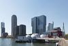 Kop van Zuid (Tom van der Heijden) Tags: erasmusbrug rotterdam kopvanzuid manhattanaandemaas skyline derotterdam havenbedrijf hoogbouw woontorens luxor luxortheater