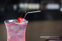 Singapore sling (Naomi Rahim (thanks for 3.9 million visits)) Tags: chinatown outram singapore travel travelphotography nikon nikond7200 city night wanderlust 2017 drink mocktail cocktail foodphotography food bokeh cherry