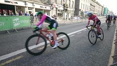 YRDP at both ends (slow-motion hairpin time) (Steelywwfc) Tags: ovo energy tour series aberdeen 4k slow motion sophie enever yrdp cycling jennifer rutter njc biemme echelon melissa brand jessica finney team onform olha kulynych