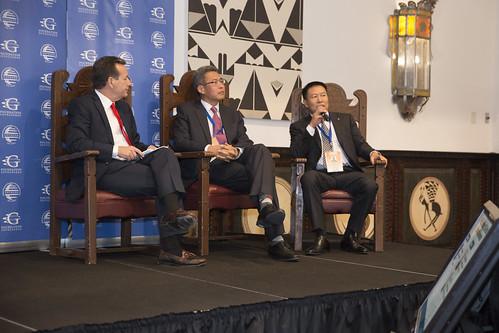 Mike Walter, Qi Bin, and Raymond Qiao
