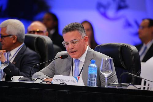 Pedro Brache valora de manera positiva la Cumbre del SICA