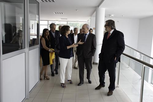 Rui Rio em visita à Casa dos Pobres