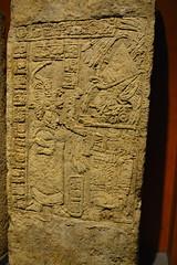 Dintel 32 Yaxchilan Chiapas Periodo Clasico Tardio. Fechado Octubre 28, 697 (dsancheze1966) Tags: yaxchilan chiapas mayas mayan precolumbian arqueologiamexicana dintel32 pajarojaguar yaxunbalam