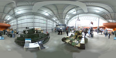 Vicker Medium Tank 28th April 2018 #1 (JDurston2009) Tags: equirectangular tigerdayix tigerday bovingtoncamp tankmuseum thetankmuseum dorset tank thetankstoryexhibit