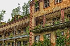 Abandoned Walls (JuliSonne) Tags: urbanexploration urbex marode verlassen geschichte history lostplace decay abandonedurban berlin beelitzheilstã¤tten lostplaces beelitzheilstätten