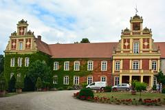 Kasteel Meyenburg (Astrid1949) Tags: kasteel meyenburg brandenburg duitsland juni 2018