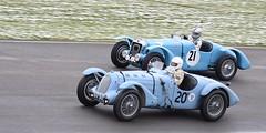 Two of a kind (MJ Harbey) Tags: cars racingcars racetrack wheel motorracing goodwood goodwoodmembersmeeting mm76 2018 goodwoodmm76 nikon d3300 nikond3300