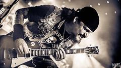 Iced Earth live in Kraków 2018 fot. MNTS Łukasz Miętka_-14