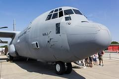 213 Qatar Emiri Air Force Lockheed Martin C-130J Hercules @ RNAS Yeovilton Air Day 2018, Yeovil, Somerset. (PoS Photogaraphy) Tags: 213 qatar emiri air force lockheed martin c130j hercules rnas yeovilton day 2018 yeovil somerset avgeek airplane flying flight plane airport avgeeks