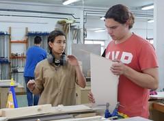 Diseñar y construir (profe madera) Tags: profemadera fp madera mueble carpintero carpintera