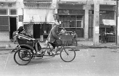 China Burma India Theatre, 1944 (videopelli2010) Tags: rickshaw burma 443rdtroopcarriergroup bicycle india 443d 2d 2ndtroopcarriersquadron china wwii