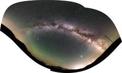 20180711-LRC94141-Pano-8 (ellarsee) Tags: milkyway mountshasta astrolandscape astropano astrotracer flickr landscape night nightlandscape panorama