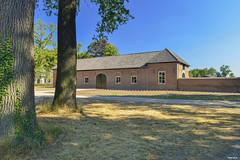 Hummelo; gerestaureerde houtloods Enghuizen (Fred van Daalen) Tags: hummelo enghuizen achterhoek gelderland netherlands