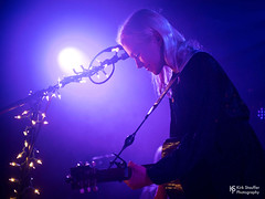 Phoebe Bridgers @ Crocodile Café (Kirk Stauffer) Tags: kirk stauffer photographer nikon d5 adorable amazing attractive awesome beautiful beauty charming cute darling fabulous feminine glamour glamorous goddess gorgeous lovable lovely perfect petite precious pretty siren stunning sweet wonderful young female girl lady woman women live music tour concert show gig song singer songwriter vocals performer musician band lights lighting indie pop folk rock long blonde hair red lips blue eyes white teeth model tall fashion style dress portrait photo smile smiling playing guitar