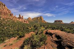 Sedona (pyrospawn) Tags: spring 2017 sedona sony1635mmvariotessartfef4zaoss sonya7ii arizona desert landscape redrocks