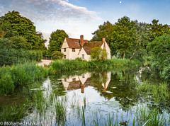 Willy Lott's Cottage (Mohamed Haykal) Tags: hasselblad hassi x1d xcd30 xcd 30mm willy lotts cottage burnt oak uk england united kingdom mohamed haykal mohamad the hay wain john constable suffolk essex stour river flatford mill east berg holt bergholt landscape famous painting