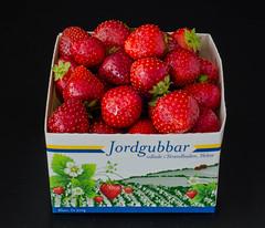 No spray Strawberries from Ellagården (frankmh) Tags: berry strawberry nospray ellagården höganäs skåne sweden