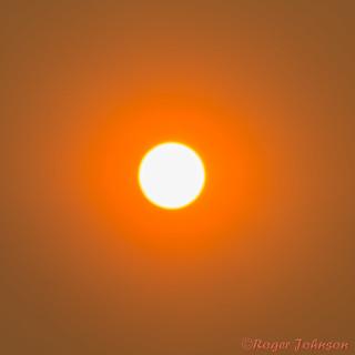 Smoky Sunrise