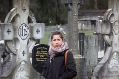Glendalough Graveyard (pepsamu) Tags: glendalough ireland eire irlanda portrait retrato cross celtic celta celticcross graveyard cementerio cemetery canon canonistas canon60d 60d