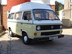 1988 Volkswagen Transporter Camper Van (Neil's classics) Tags: vehicle 1988 volkswagen transporter camper van car vw t3 t25 camping motorhome autosleeper motorcaravan rv caravanette kombi mobilehome dormobile