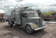 Dodge (mickyman13) Tags: dodge dodgetruck mobiledamunit thenationalfireservice nationalfireservice nfs fireengine fireengines fire fireappliance ww11 1940sweekend 1940s 1940swartimeevent leicestershire leicester greatcentralrailway quornwoodhouse quorn woodhouse alltypesoftransport