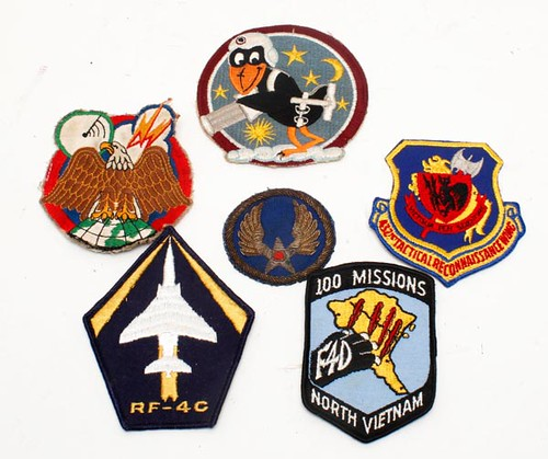 Lot Military Patches ($364.00)