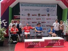 I. Euskal Pilota Egokituko Master Cup Irekiko finalak