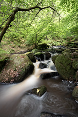 Wyming Brook (Yvette Creighton) Tags: derbyshire peakdistrict hathersage river brook wyming