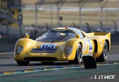 Chevron B16 FVC 1970 (S. Le Bozec) Tags: sportauto racingcars lemans lemansclassic chevronb16