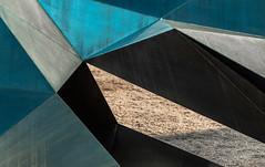 Detail..... (+Pattycake+) Tags: sculpture eatonpark landscape canon70d efs1785mm abstract norwich lynchadwick 1456 uea evening detail