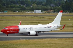 Norwegian Air International EI-FJM Boeing 737-8JP Winglets cn/42074-5845 @ EDDL / DUS 16-06-2017 (Nabil Molinari Photography) Tags: norwegian air international eifjm boeing 7378jp winglets cn420745845 eddl dus 16062017