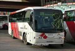 Bus Eireann SR22 (02D5057). (Fred Dean Jnr) Tags: november2004 buseireann scania irizar century busarus dublin sr22 02d5057 buseireannroute109