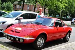 1973 Opel GT (Steenvoorde Leen - 12.3 ml views) Tags: 2018oldtimerdagvianen oldtimer classiccar oldcar toerrit 2018 doorn utrechtseheuvelrug 1973 opel gt