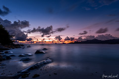 Seychelles landscape (Horse-and-co.net) Tags: longexposure paysage landscape seychelles sea mer ocean photographe photographer photography