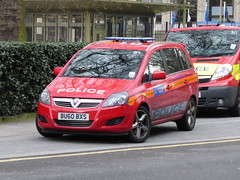 BU60BXS (Emergency_Vehicles) Tags: bu60bxs metropolitan police diplomatic protection