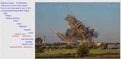 Dismantlement for corruption spend public money (tonynetone) Tags: space
