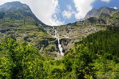20180709-72-Waterfall (Roger T Wong) Tags: 2018 alps europe montblanc rogertwong sel2470z sony2470 sonya7iii sonyalpha7iii sonyfe2470mmf4zaosscarlzeissvariotessart sonyilce7m3 switzerland tmb tourdumontblanc bushwalk hike outdoors summer tramp trek walk