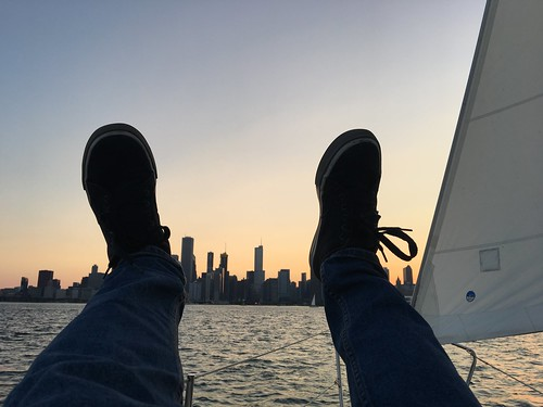 chicago-ing about