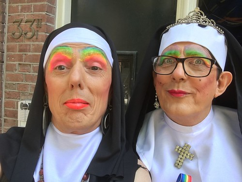 The Dutch Sisters O.P.I.