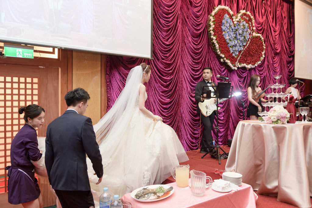 台南婚攝 - 總理大餐廳婚宴!婚禮紀錄-52