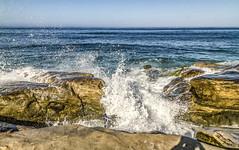 Sep2015Wind-n-Sea-Beach-LaJollaMG0315 (Explore) (918monty) Tags: windandseabeach lajollacalifornia sand waveaction pacificocean seacoast explore sandstone