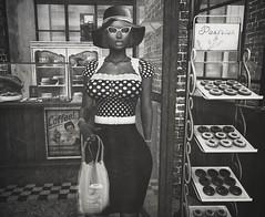 Vintage Market (Sunny Love Senju <3) Tags: 1960s belleposes cae cosmopolitan designershowcase entice fashionablyfrugal haysuriza loveholiday market realevilindustries reto retro retrofashion secondlife secondlifeblog secondlifefashion vintage vintagefashion