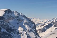 big cold wall (picturesbywalther) Tags: wall wand berge mountain alps schweiz switzerland landscape landschaft schnee snow cold kalt himmel sky stone steine felsen rock outdoor flight ju52 junker nikon