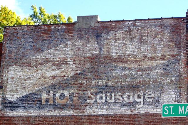 Krey Hot Sausage - Memphis, TN
