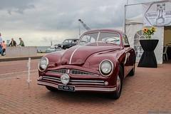 1951 Stanguellini 1100 Berlinetta Bertone - DZ-49-70