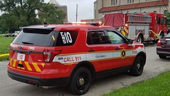 EMS 10 (Central Ohio Emergency Response) Tags: columbus ohio fire division truck ford suv ems medic supervisor chief